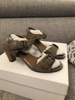 High Heel Sandal taupe