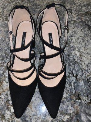 Orsay Sandalias de tacón de tiras negro
