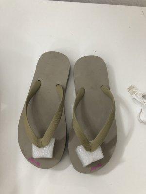 flipflop Flip flop sandalen oker Polypropyleen