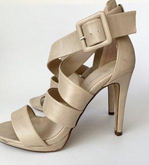 Sandaletten beige 37