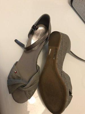 Tommy Hilfiger Wedge Sandals grey