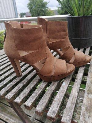 Fernando Strappa High Heel Sandal light brown