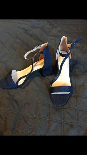 Outdoor sandalen donkerblauw