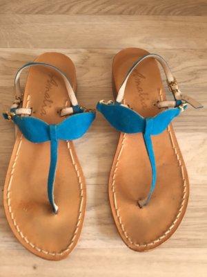 Sandaletten (Echtleder)