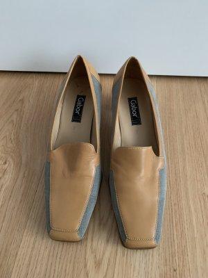 Gabor Plateauzool sandalen veelkleurig