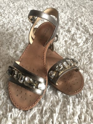 Sandaletten flach