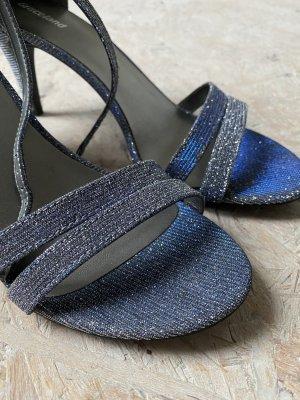 Sandaletten Glitzer