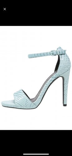 Sandaletten hellblau