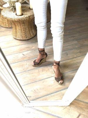 Sandaletten Keilabsatz !