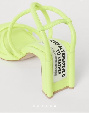 Sandaletten Limited Edition