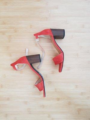Sandaletten mit Absatz von Vagabond