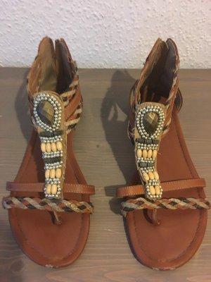 Sandaletten mit Applikationen