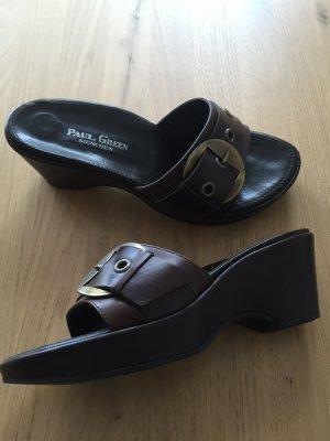 Sandaletten mit Schnalle