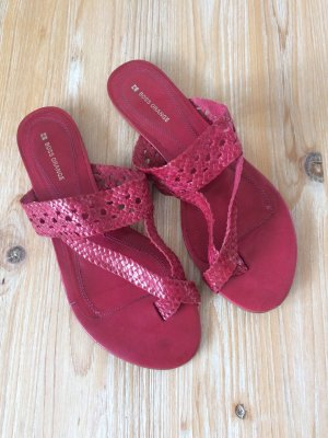 Sandaletten pink BOSS Orange