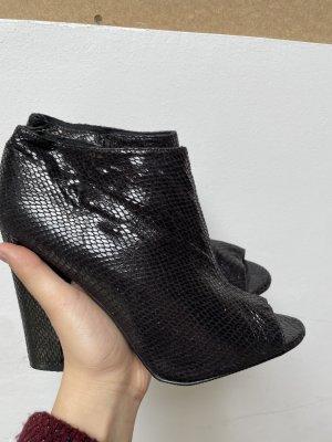 Sandaletten Pumps schwarz H&M gr 40