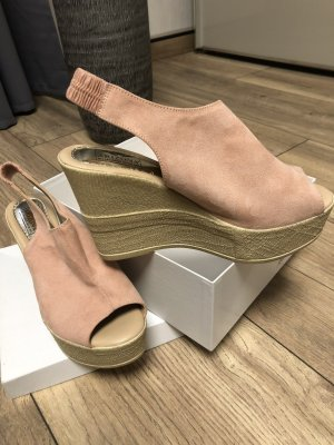 Sandaletten rosé