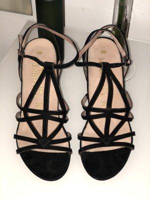 Sandaletten schwarz Tamaris