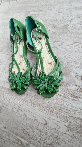 Sandaletten Vintage