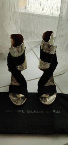 Sandaletten vom Diesel Black Gold
