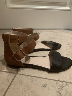 Clarks Roman Sandals multicolored leather