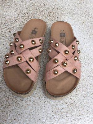 Sandaletten von Lucky Shoes