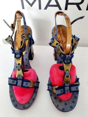 Sandaletten von Marc by Marc Jacobs gr. 39