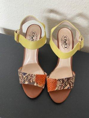 Sandaletten von Osso