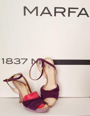 Sandaletten von Prada gr. 37,5 lila
