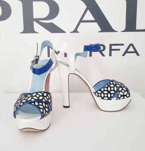 Sandaletten von Studio Pollini gr. 38 Leder