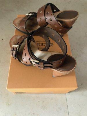 Sandaletten von Tod's, Gr. 39, Premium