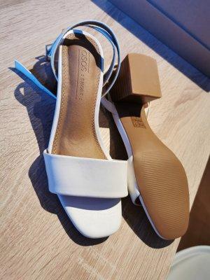 Sandaletten weiß - ASOS