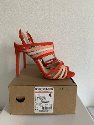 Sandaletten, Zara Basic, Gr.39, Neu