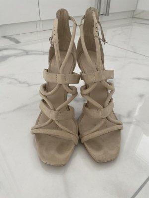 Sandaletten ZARA Gr 39 beige