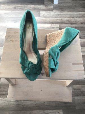 Sandalwedges