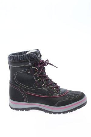 "sandic Lace-up Boots ""W-sf8yax"" black"