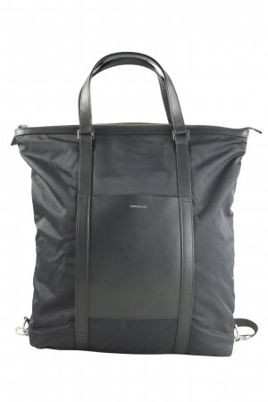 "Sandqvist School Backpack ""Marta"" black"