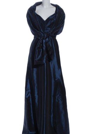 Sandra Pabst Abendkleid blau Elegant