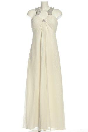 Sandra Pabst Abendkleid wollweiß Elegant