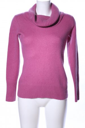 Sandra Pabst Cashmerepullover pink Casual-Look