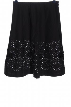 Sandra Pabst Broomstick Skirt black casual look