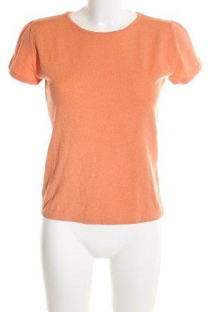 Sandra Pabst T-Shirt hellorange Casual-Look