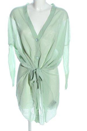 Sandrine Cardigan grün Casual-Look