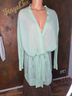 Sandrine Kimono verde claro-menta