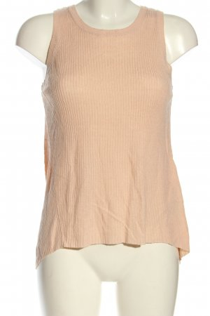 Sandrine Knitted Top nude casual look