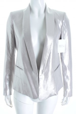 Sandro Blazer zilver feest stijl