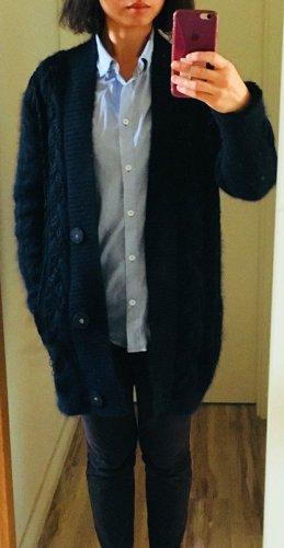 Sandro Cardigan tricotés noir viscose