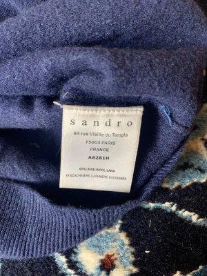 Sandro chashmir wool sweaters