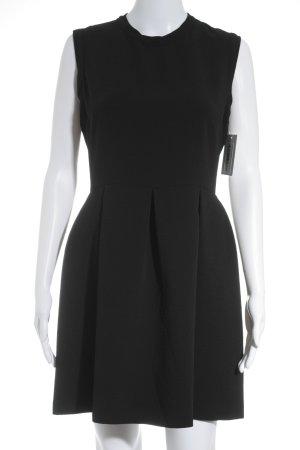 Sandro Cocktailkleid schwarz Elegant