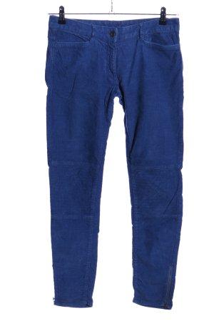 Sandro Cordhose blau Casual-Look