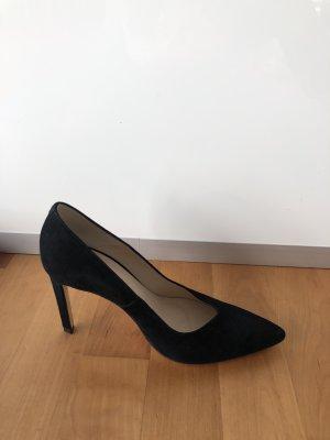 Sandro 'Daphnee' Leder High-Heels schwarz